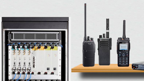 two way radio hire software